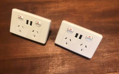 USB ready power points, Rockingham WA